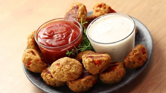 Recipe: Low Carb Cauliflower cheddar balls