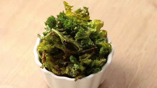 Rezept: Low Carb Kale Chips