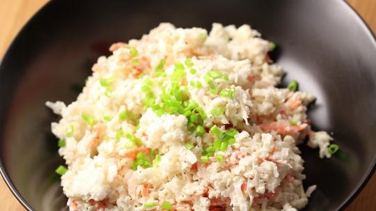 Rezept: Blumenkohlsalat alla Coleslaw