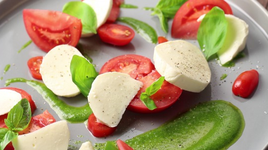 Rezept: Low Carb Caprese