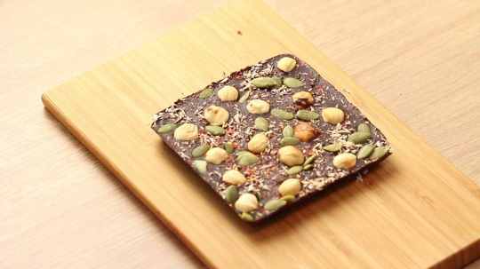 Recipe: Low Carb Spicy chocolate bar