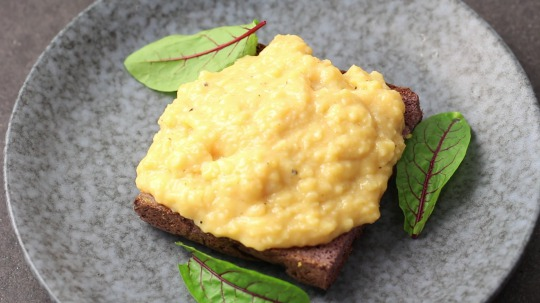 Rezept: Low Carb French Style Scrambled Eggs