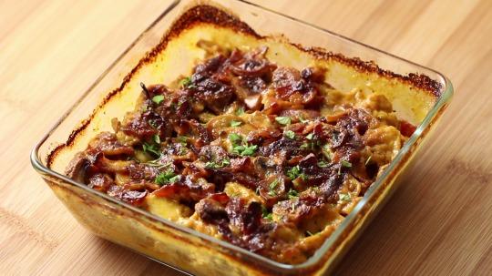 Rezept: Low Carb Curry Hähnchen aus dem Backofen