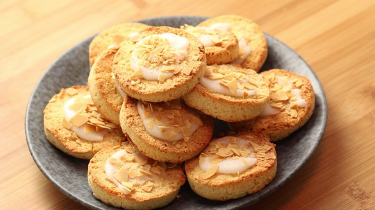 Recipe: Low Carb  Almond Cookies