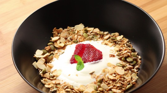 Rezept: Low Carb  Cereal