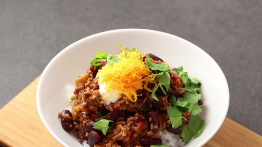 Rezept: Low Carb Chili Con Carne