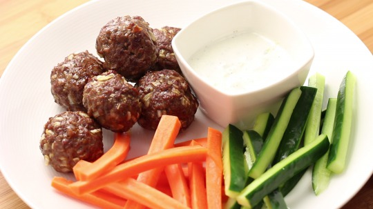 Recipe: Low Carb Meatballs