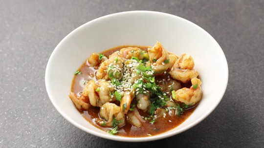 Rezept: Shrimp Thai-Curry