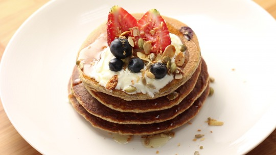 Recipe: Low Carb Protein Pancakes