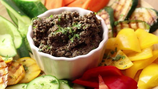 Recipe: Low Carb Mushroom dip