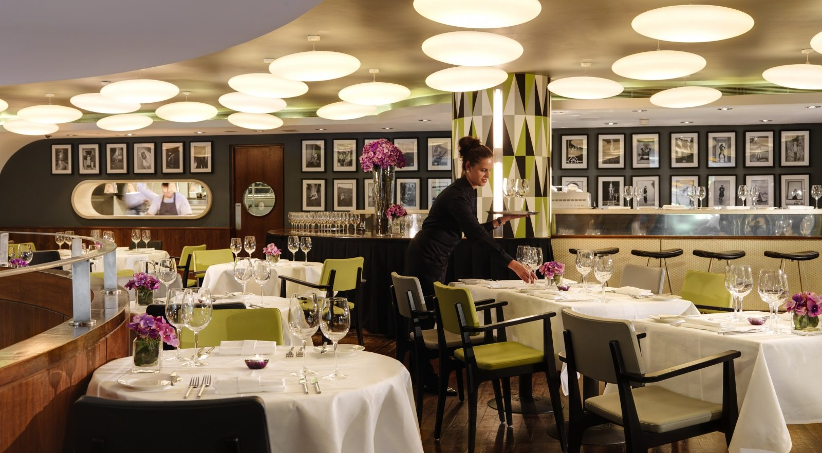 Citron Restaurant at The Fitzwilliam Hotel Dublin