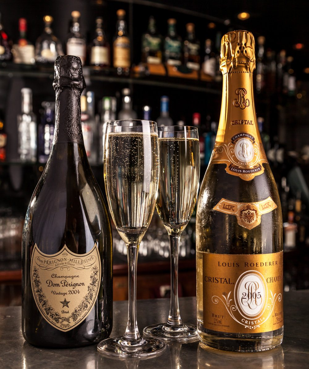 Dom Perignon Champagne at Inn on the Green