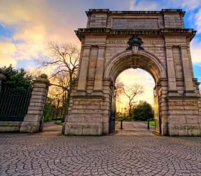 Fusilier's Arch, St. Stephen's Green