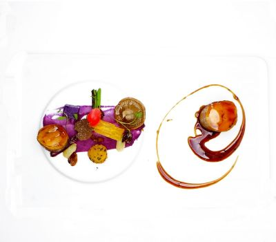 Thornton's Food Partridge Dish