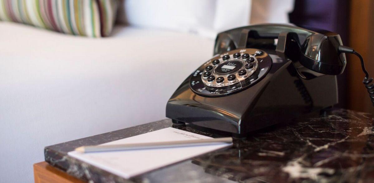 Wild & Wolf Bedside Telephone