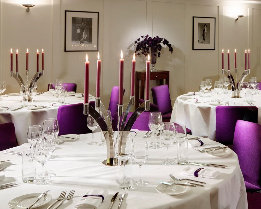 Private Dining in the Fitzwilliam Meeting Room