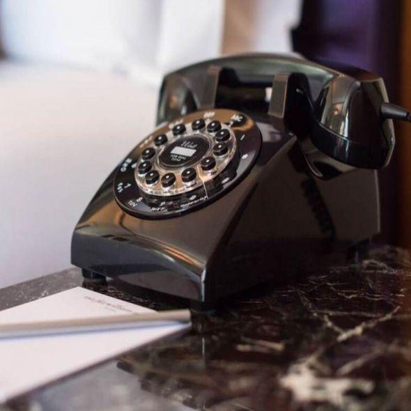 Wild & Wolf Telephone