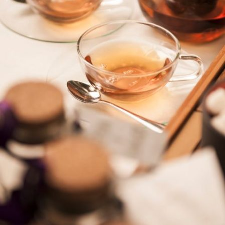 Tea Options for Late Afternoon Tea
