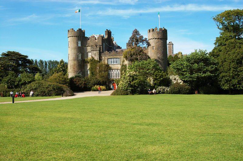 Malahide Castle Dublin