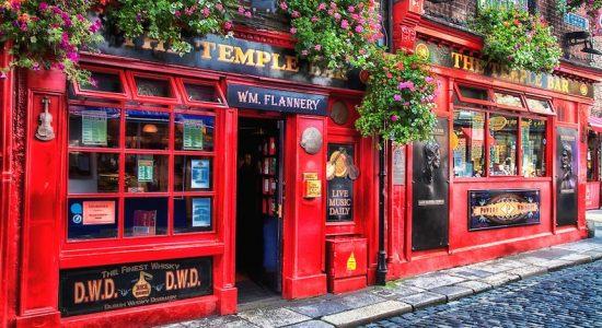 Temple Bar Pub Dublin