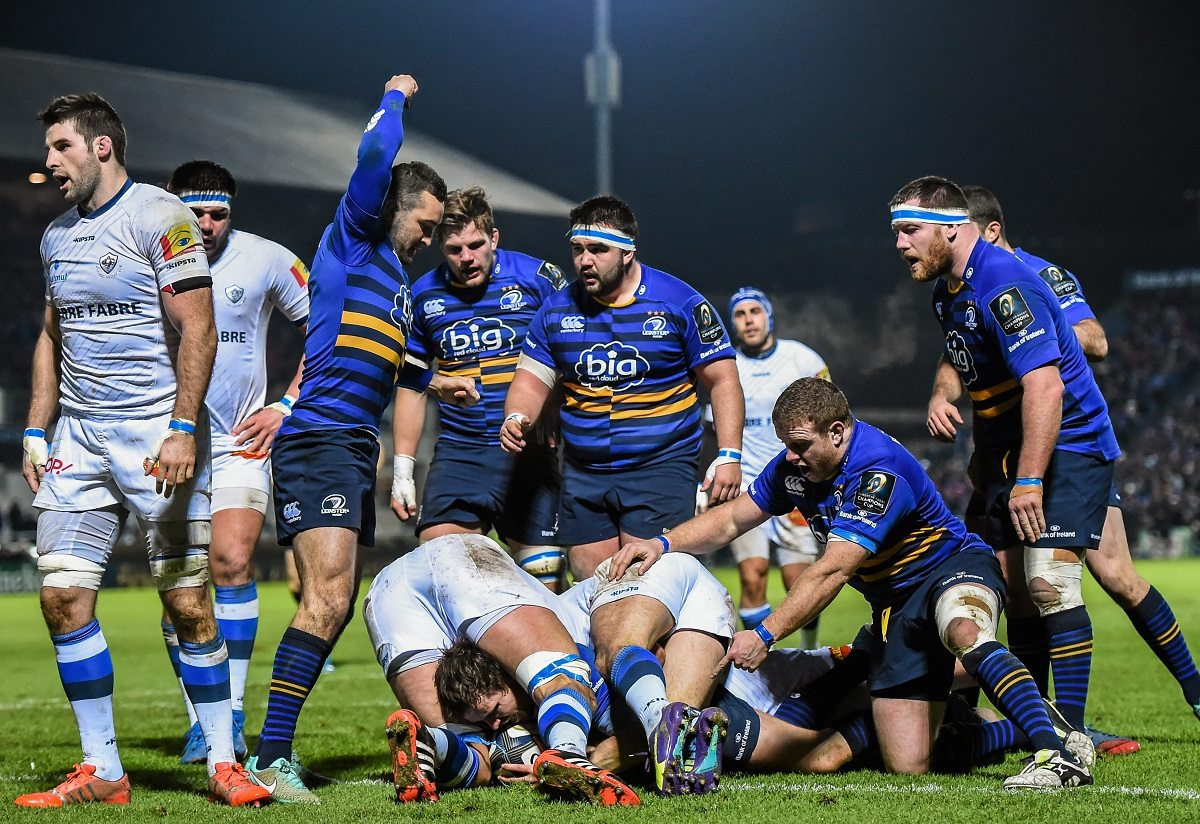 Leinster Rugby 2016