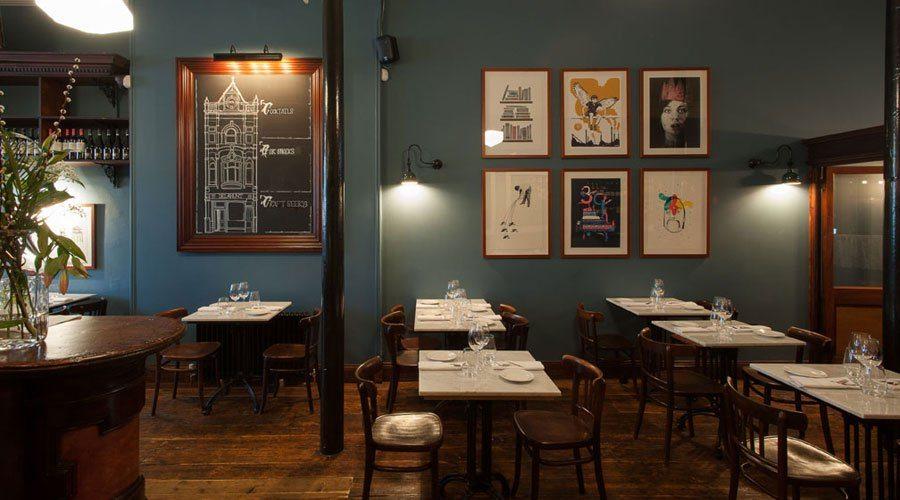 Delahunt Restaurant Dublin