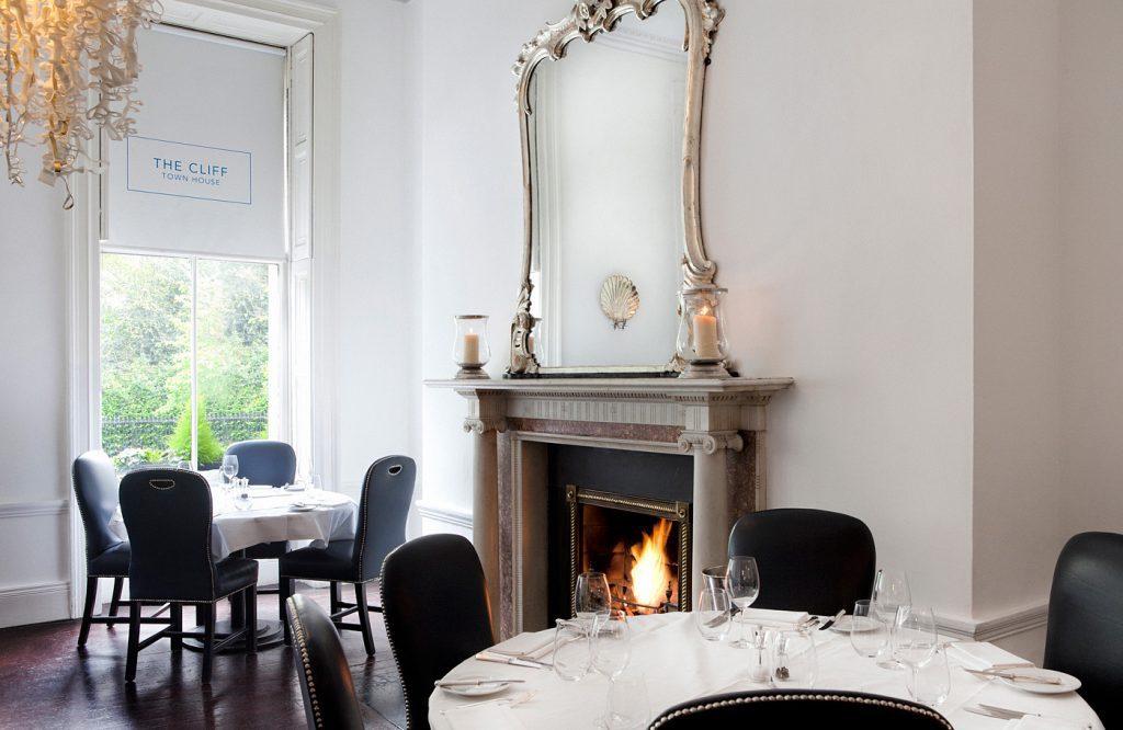 Cliff Townhouse Restaurant Dublin