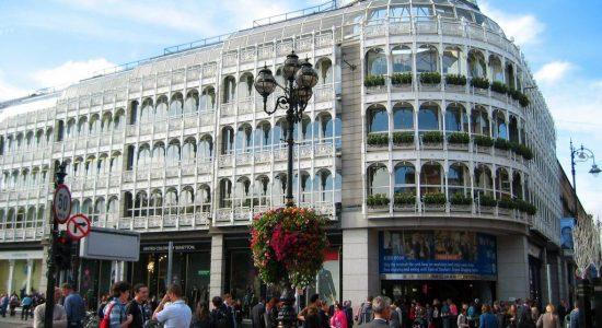 St. Stephen's Green Shopping Centre