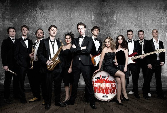 The Commitments Live Dublin 2016