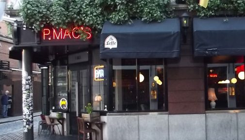 P. Macs Bar Dublin