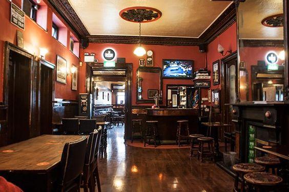 Mulligan's Bar Dublin