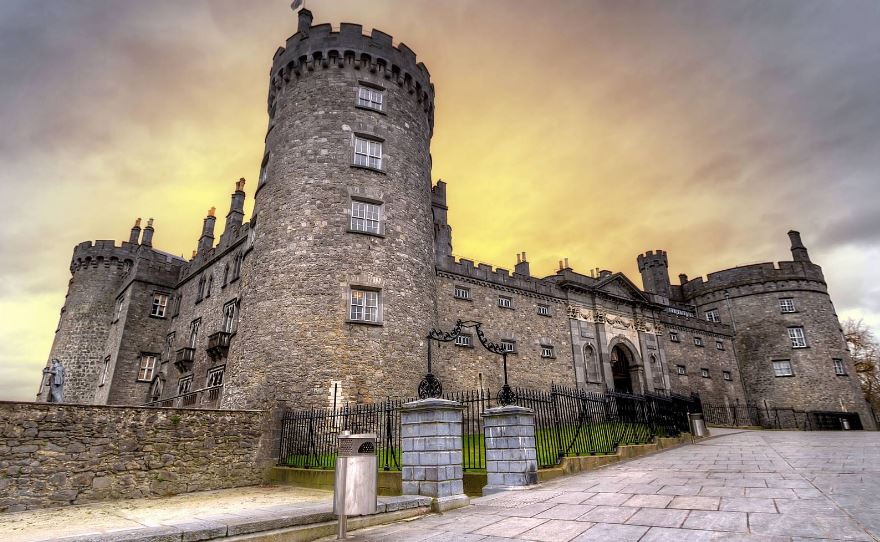 Kilkenny Castle - Day Trips from Dublin
