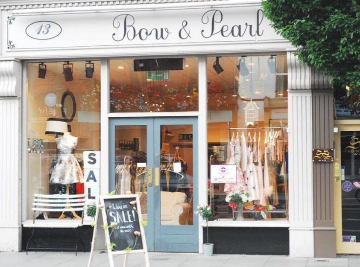Bow and Pearl Dublin