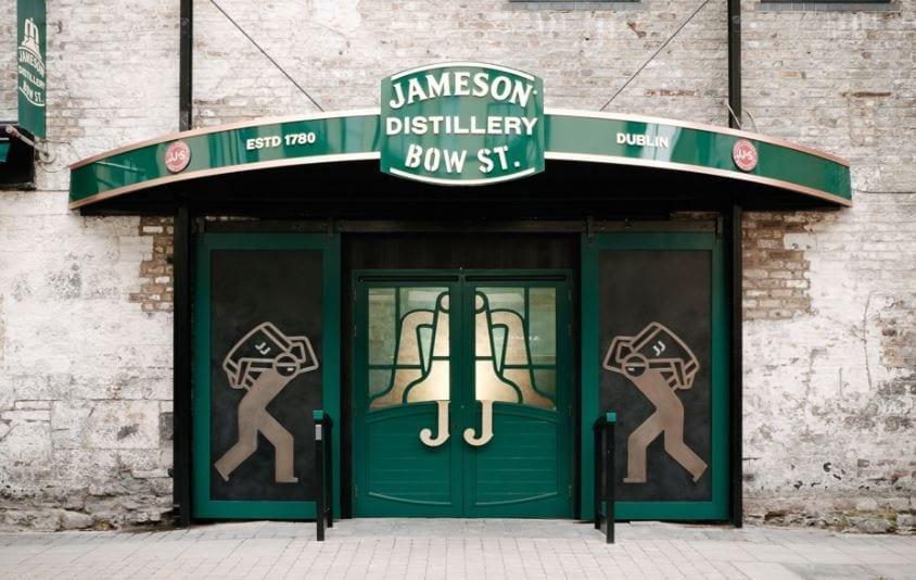 Jameson Distillery Dublin 2017