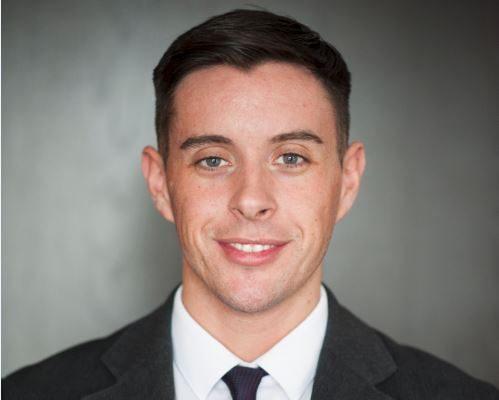 Johnathan McDonagh, Meetings & Events Executive