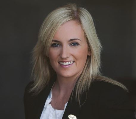 Grace Callely, Assistant Director of Sales