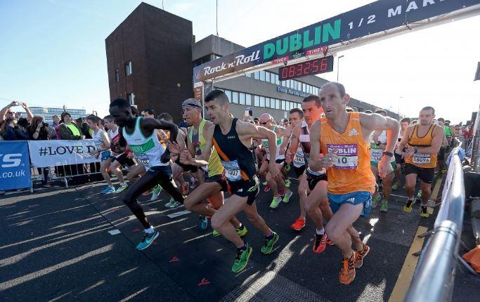 Rock 'n' Roll Marathon Dublin