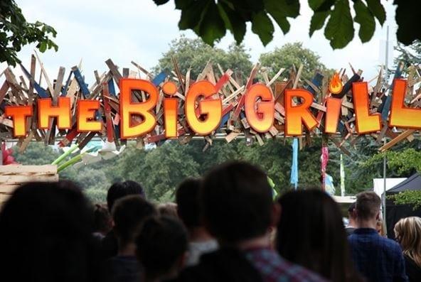 The Big Grill Festival Dublin