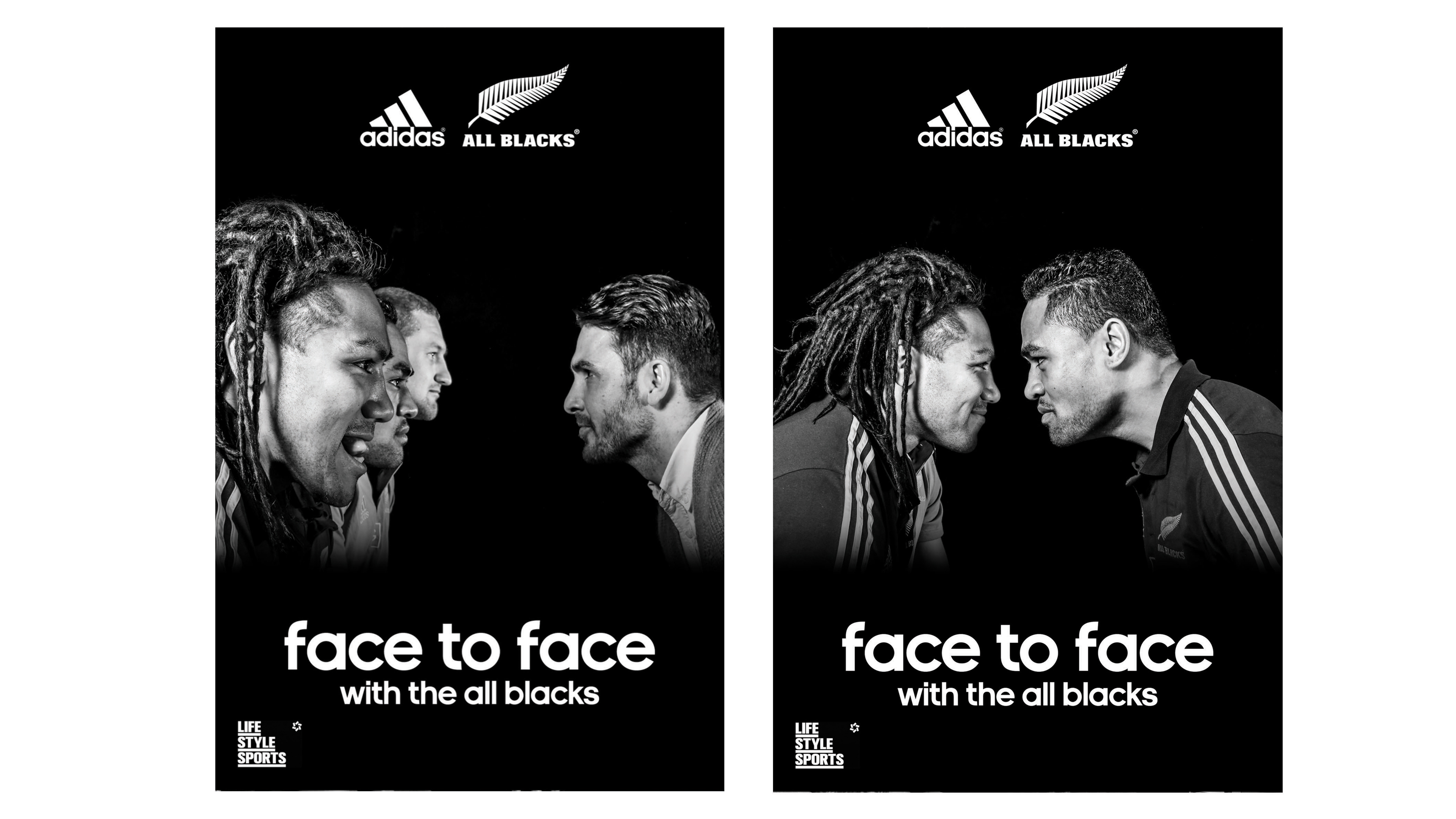 All Blacks Adidas Rugby Shoes