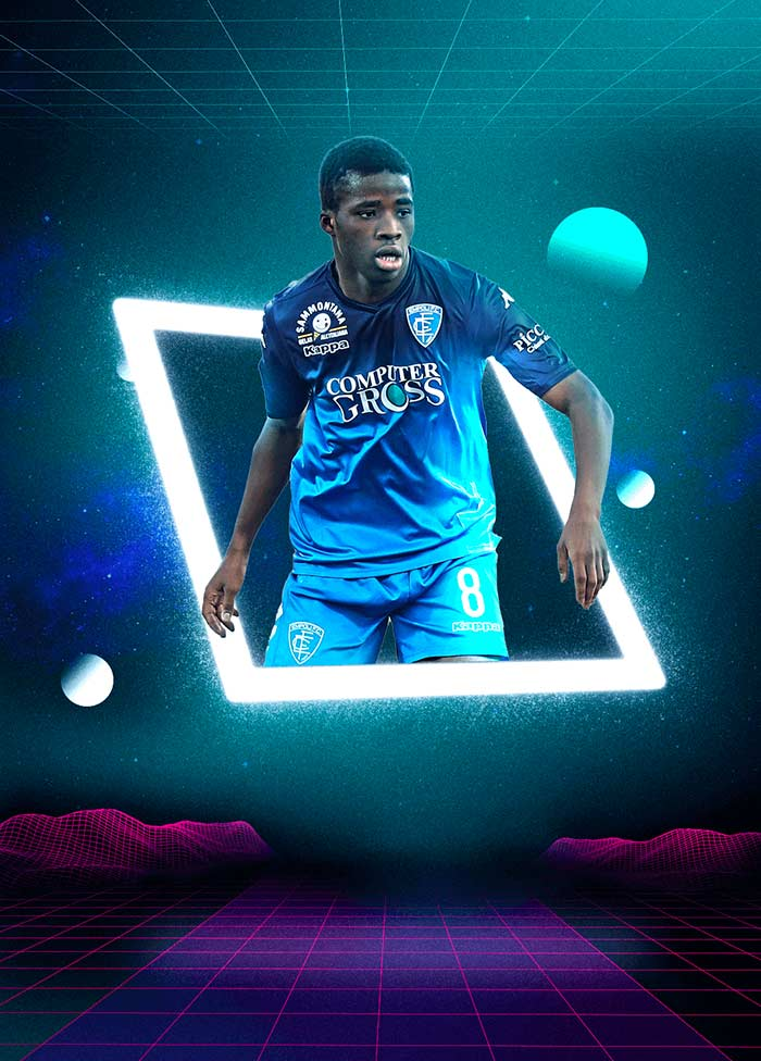 d3570791121 ... off competition from several top-flight rivals to strike a €12m  (£10.4m  13.6m) deal with Empoli that will see the Ivorian join the Viola in  the summer.