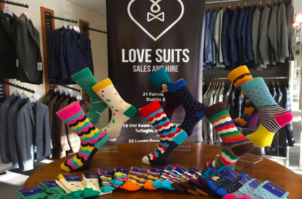 Love Suits - Retail Chain Expansion