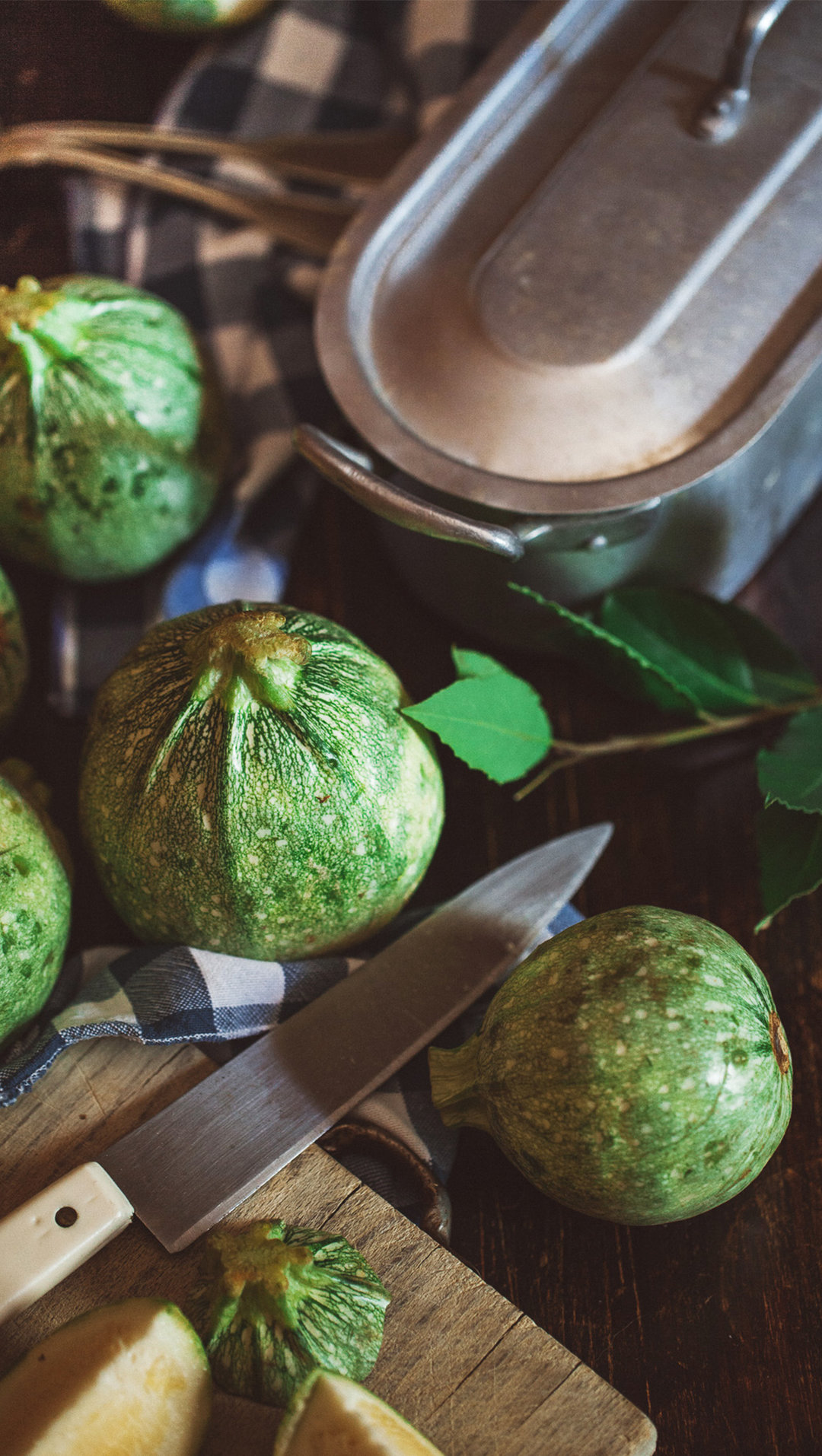 Zucchina tonda di Nizza