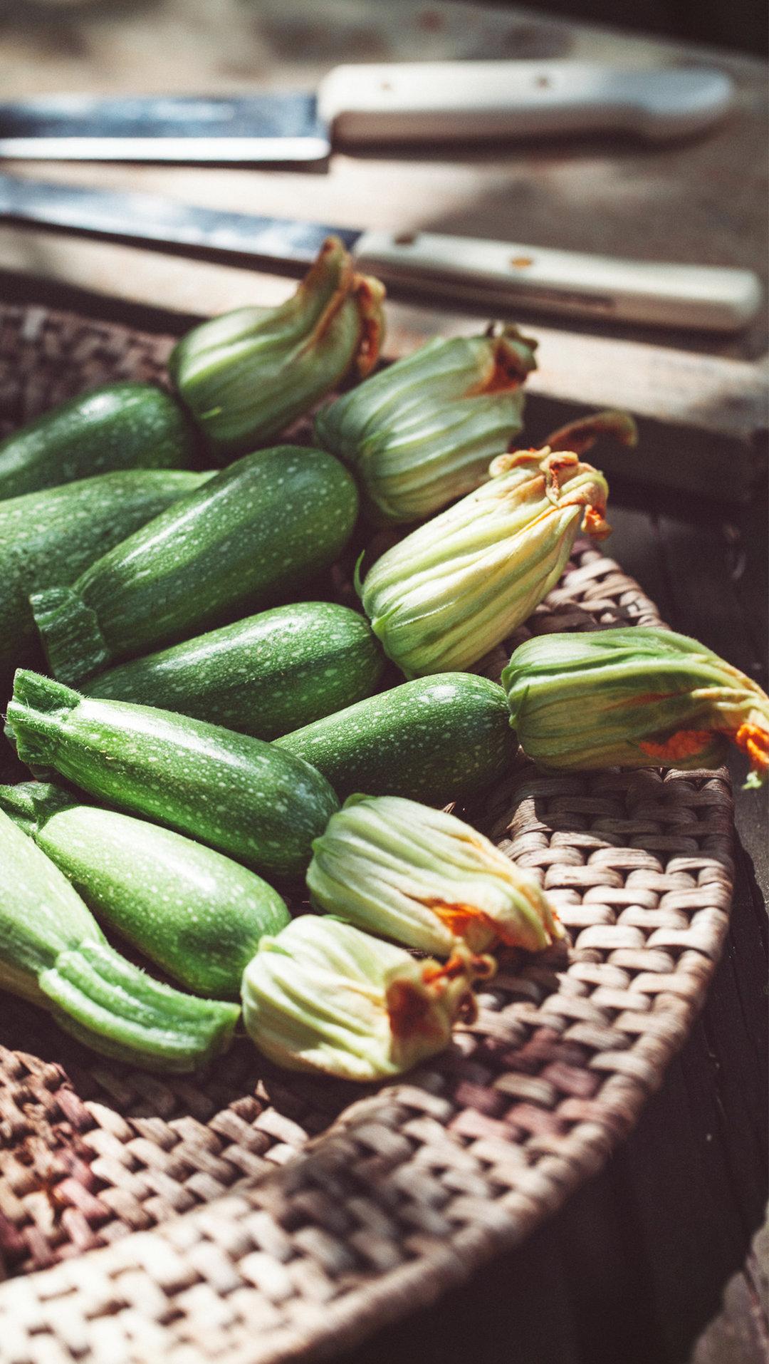 Bolognese zucchini
