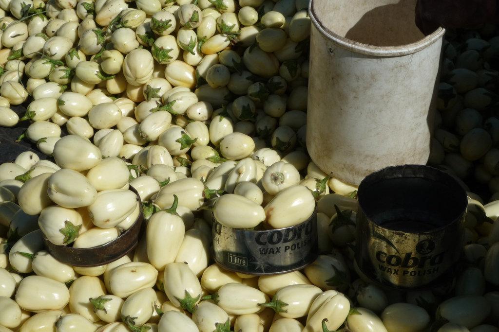 Melanzana bianca   Flick on Food