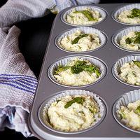 Muffin agli asparagi-1