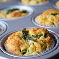 Muffin agli asparagi-2
