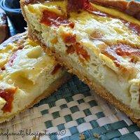 Pasta brisè all'origano-1