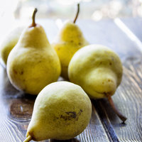 Torta all'uva fragola e pere-0