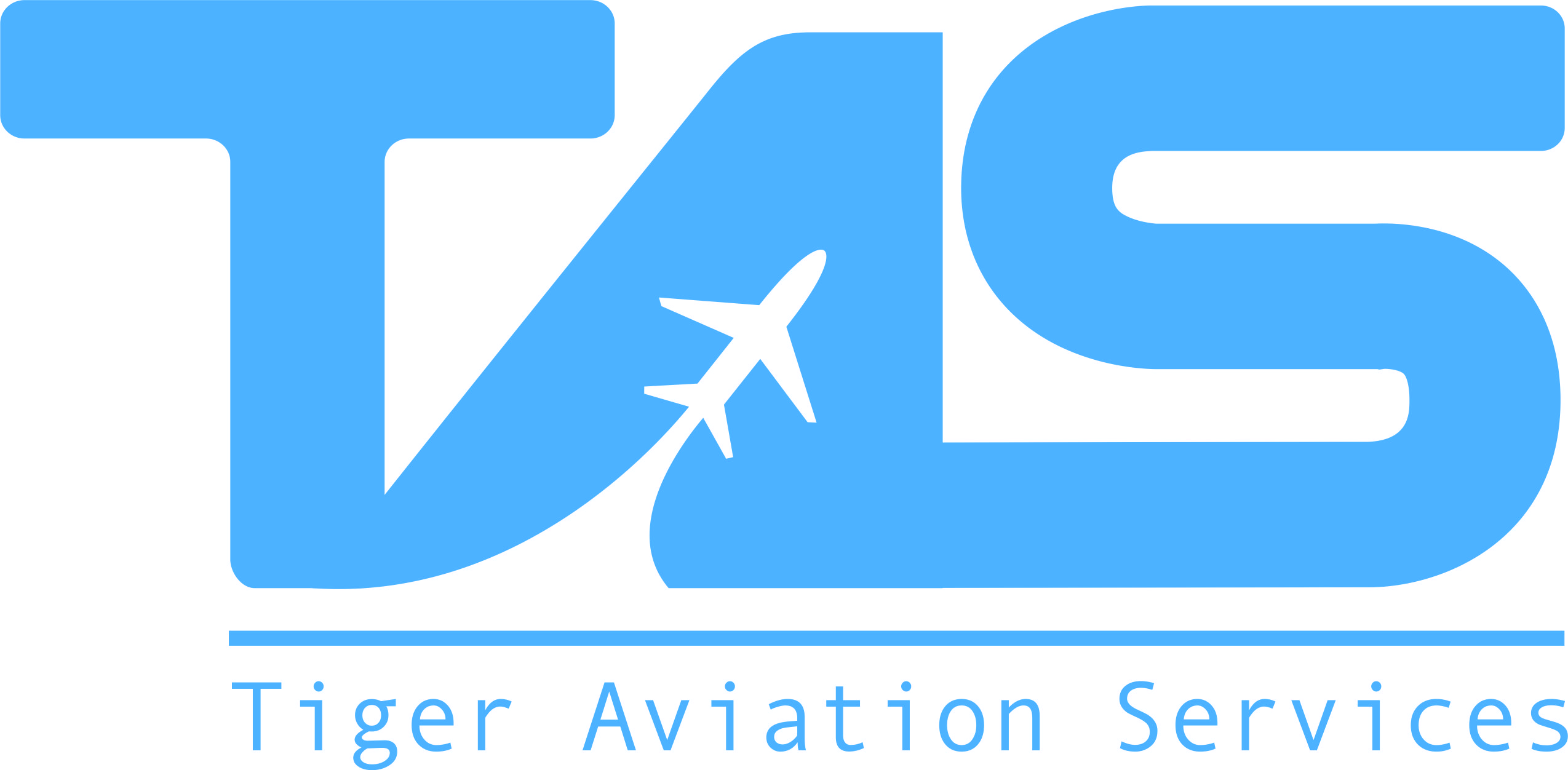 Tiger Aviation Services - TAS logo