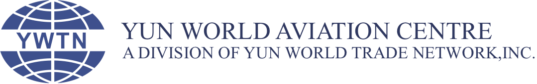 Yun World Aviation Centre logo